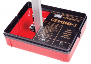 Металлоискатель Fisher Gemini III (Глубинник)